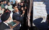 گزارش تصویری افتتاح بیست و یکمین مجتمع رفاهی امام رضا(ع) در شهرستان راور کرمان
